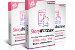 WP Story Machine Review – The Next Amazing Ankur Shukla's Product