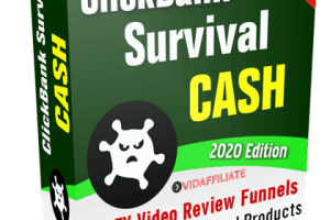 ClickBank Survival Cash Review – Start Making Money Online With This DFY Package