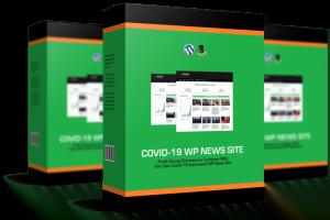 Covid-19 WP News Site Review -Make Money During Coronavirus Lockdown
