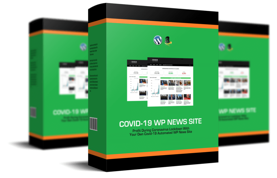 Covid-19-WP-News-Site-Review