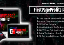 First Page Profits Review – Getting Google Page 1 Rankings & FREE Targeted Traffic