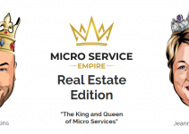 Micro Service Empire: Real Estate Edition Review – Truly A Set-And-Forget Method For Recurring Income!
