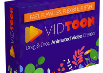 VidToon Review & Bonus – Drag And Drop Animation Made Easy