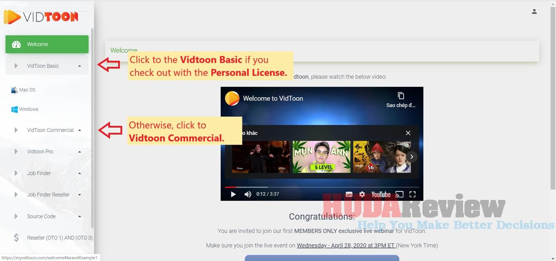 VidToon-Step-1-2