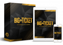 Big Ticket Commissions Review – 10 Minutes To $497 Commissions