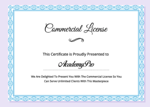 Commercial-License