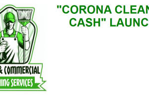 Corona Cleaning Cash Review – Great Source For Local Business