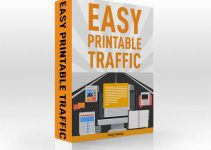 Easy Printable Traffic Review – Get More Printable and Low Content Sales Quicker & Easier