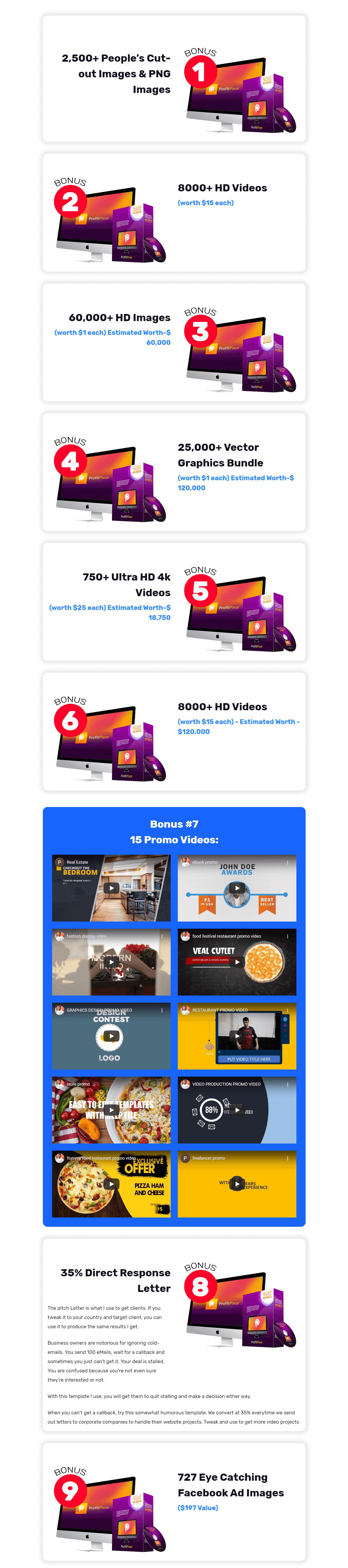 ProfitPixar-Bonuses