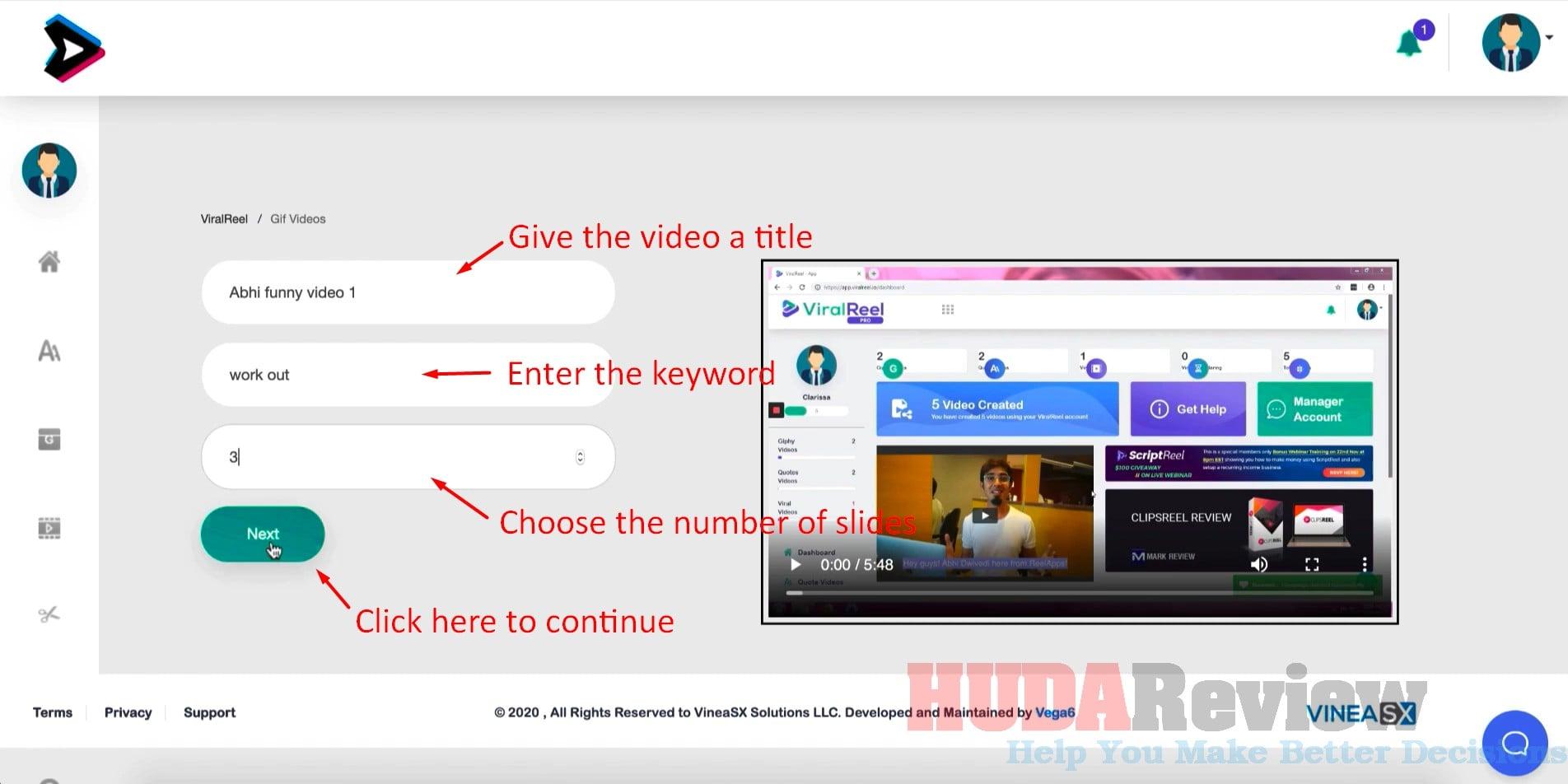 VideoTik-Step-2-2