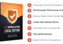 WP Simulator: Local Edition Review – Transform The Way You Build Sites Forever