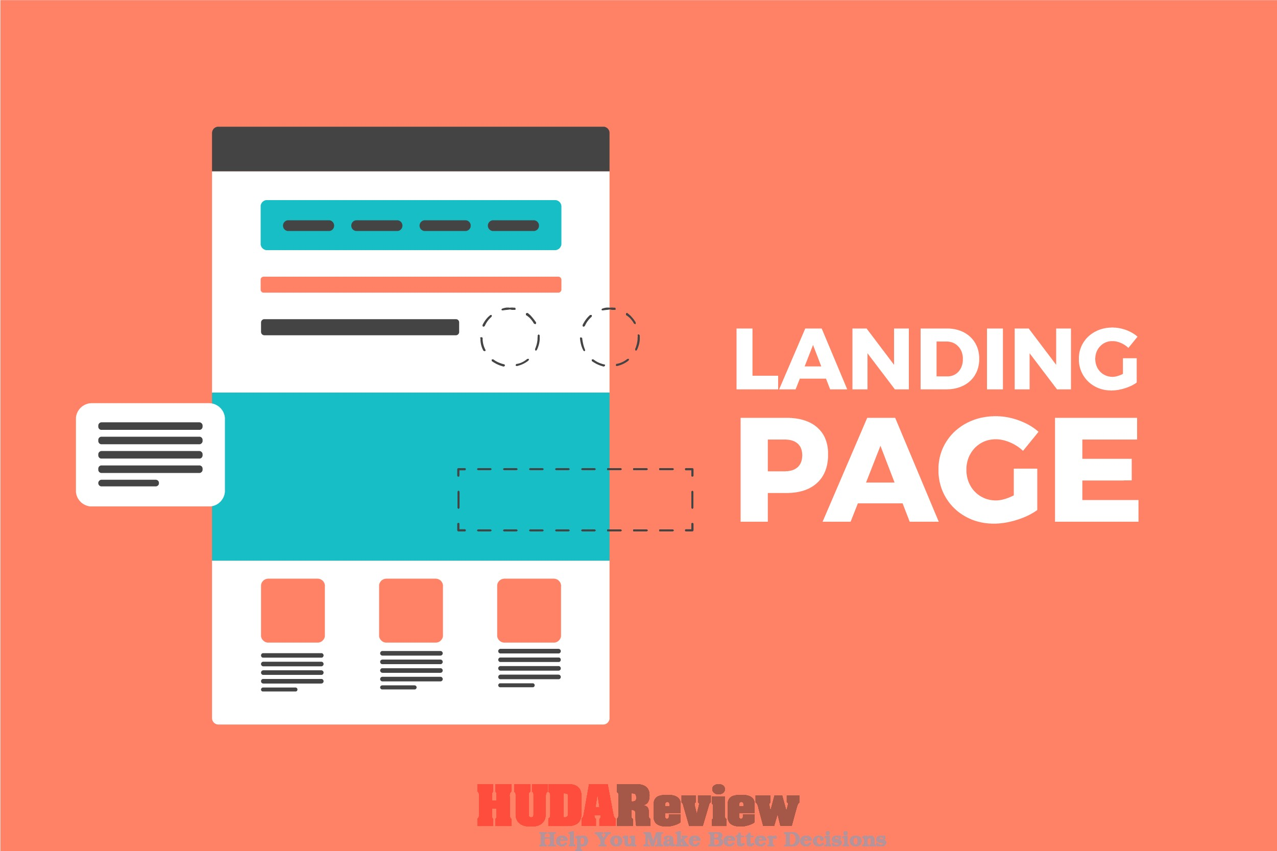 What is landing page 3 Hot Technique are needed to build it most effectively