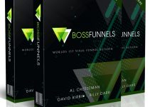 BossFunnels Review – Their Making 100 Bucks A Day With This New Software