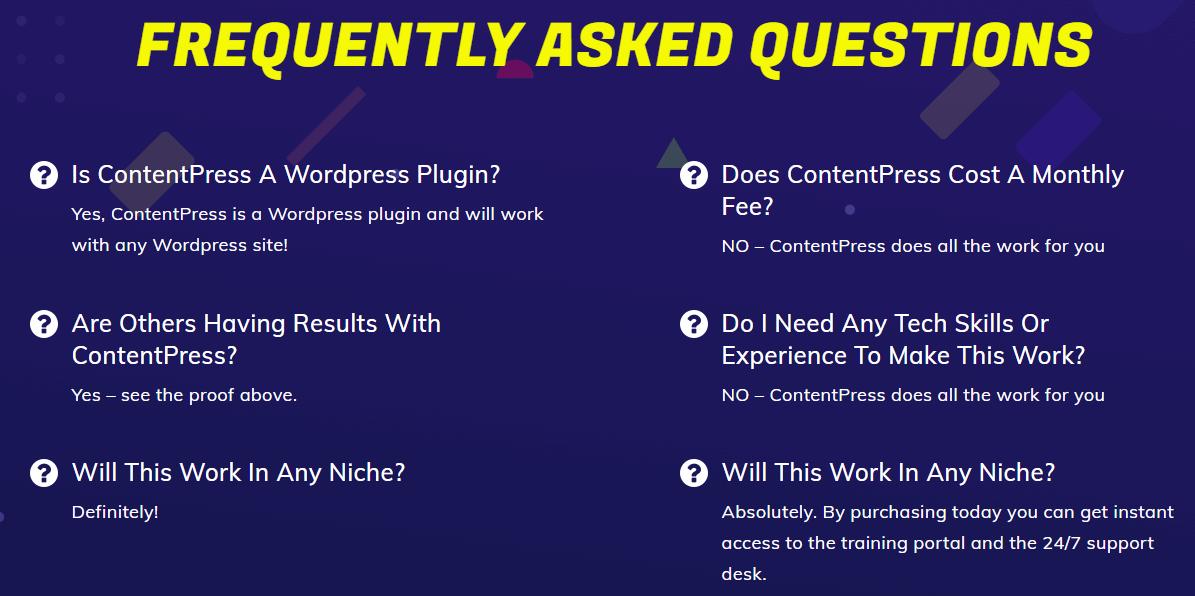 ContentPress-QA