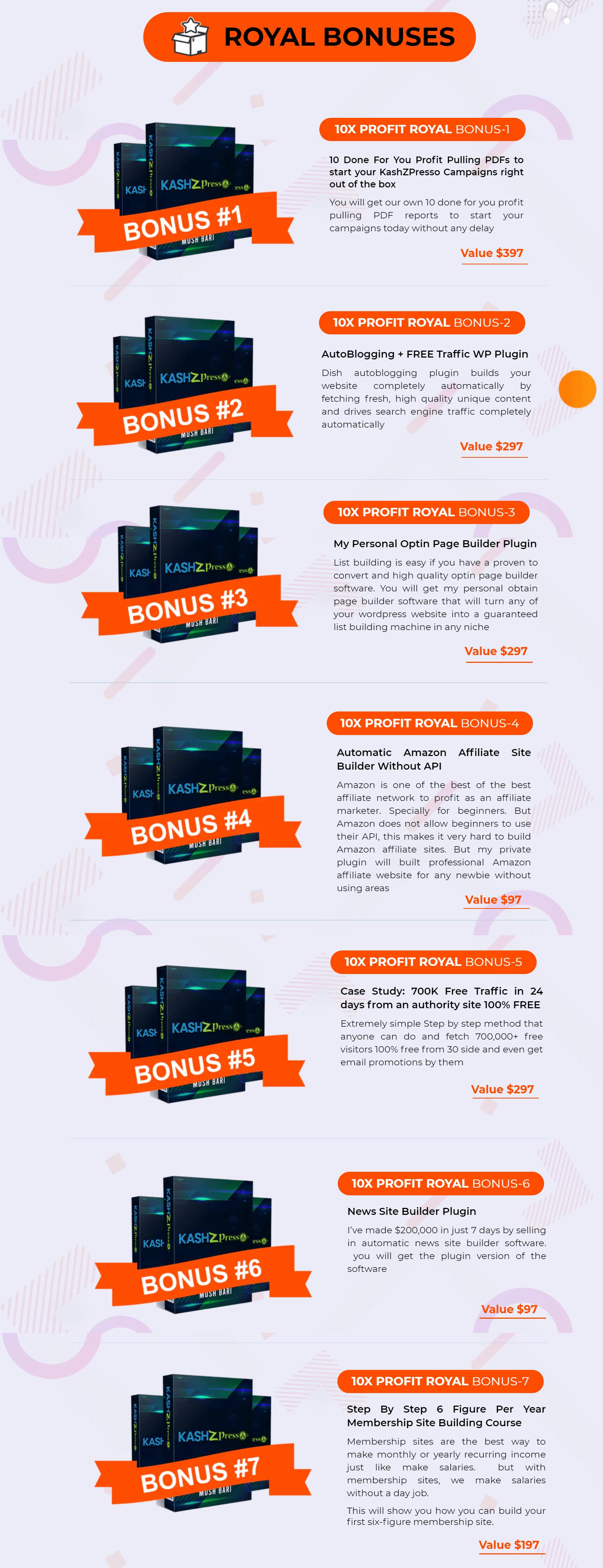 KashZPresso-Bonuses