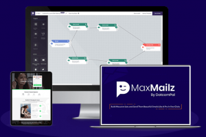 MaxMailz Review – An Amazing Software That You Should Check Right Now!