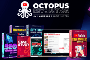 Octopus Review – The EASIEST & FASTEST Software + Tactics To Make Money On Youtube TODAY