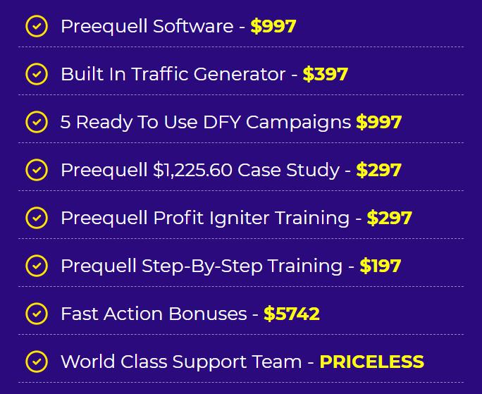 Preequell-Price