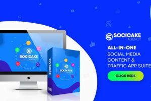 SociCake AGENCY Review – Check This  Amazing All-In-One Package For Your Success!