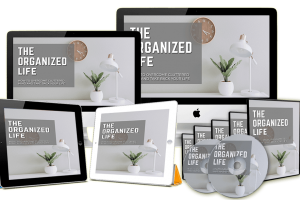 The Organized Life PLR Review – Easy Money With Premium Self-Help PLR Biz In A Box!