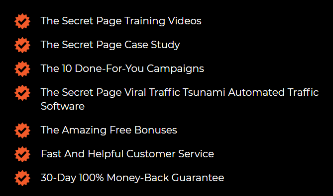 The-Secret-Page-Price