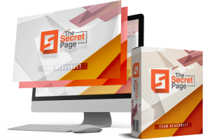 The Secret Page 2.0 Review – Fast And Easy Affiliate Commissions