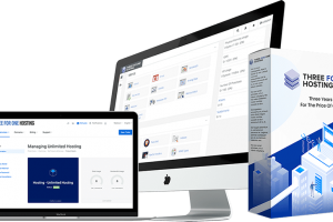 Three For One Hosting Review – Get 3 Years Of Web Hosting For The Price Of 1