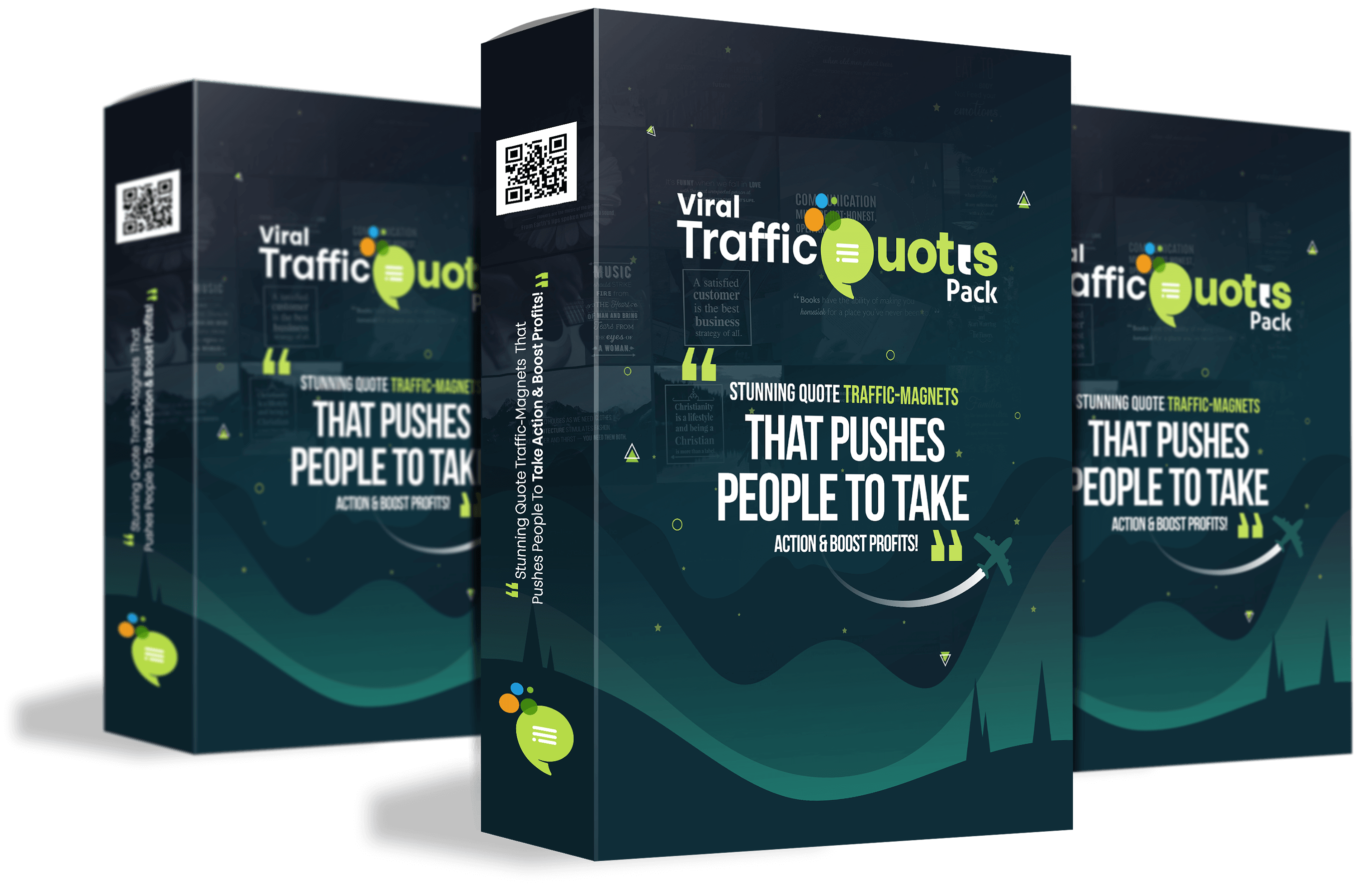 Viral-Traffic-Quotes-Pack-Review