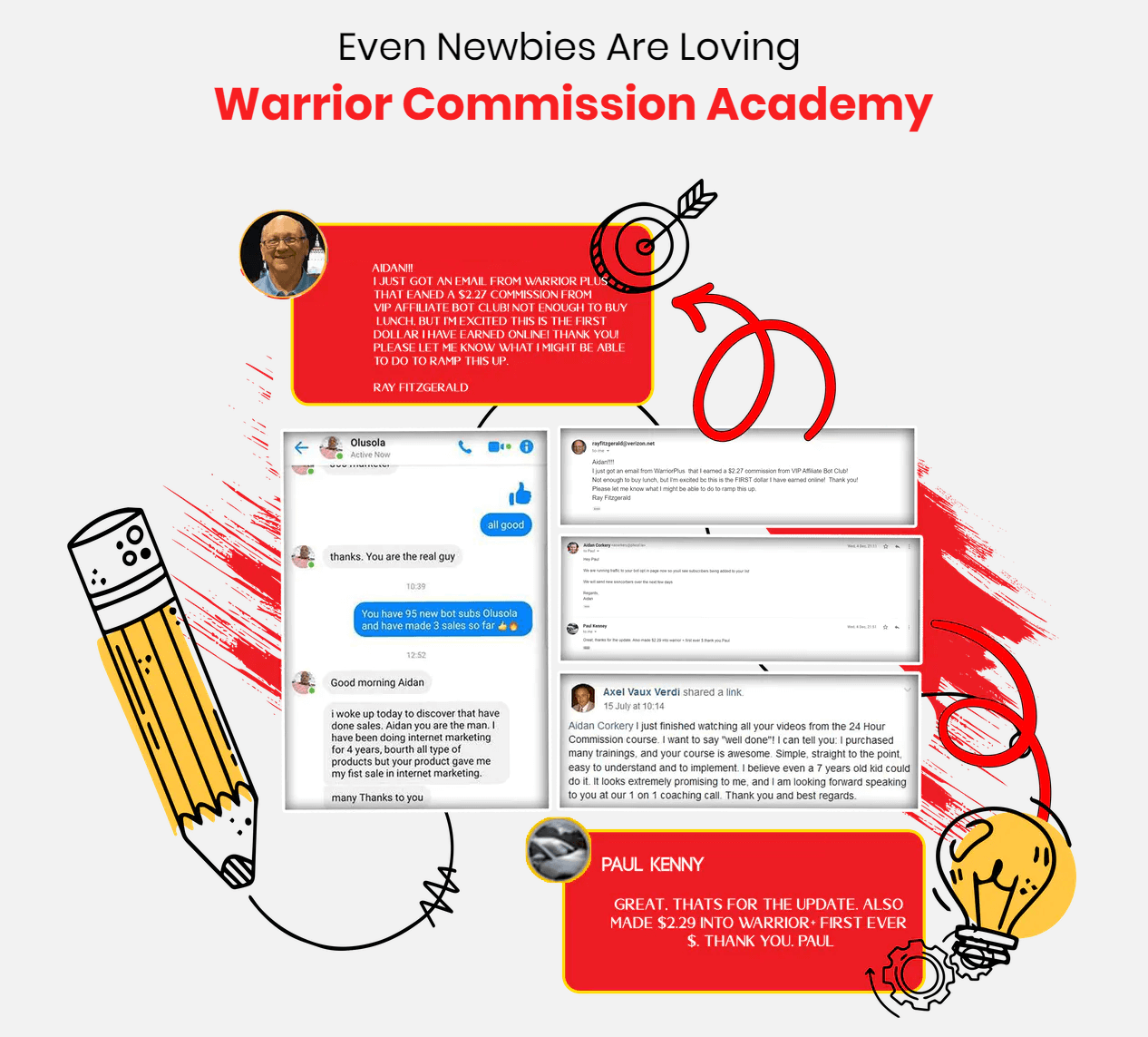 Warrior-Commission-Academy-Comments
