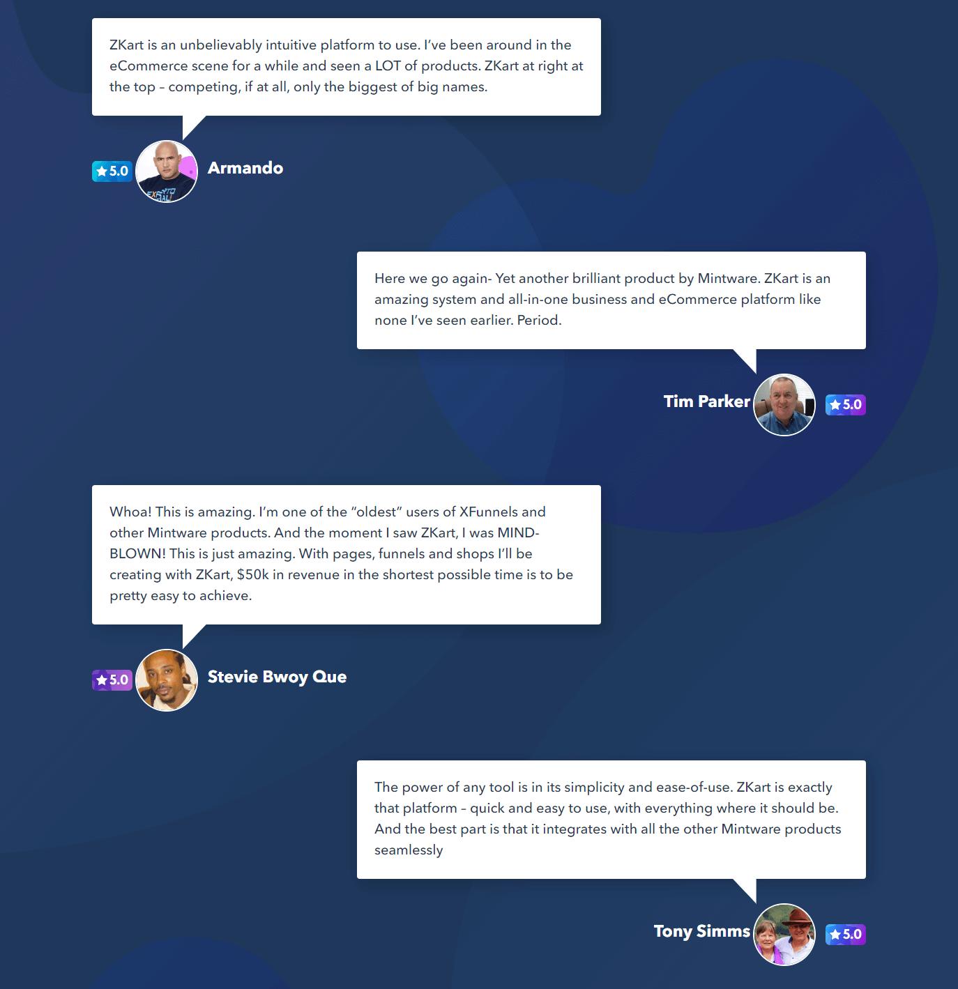 ZKart-Comments