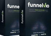 Funnelvio Review – A Perfect Funnel Builder For Newbie
