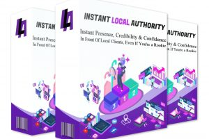 Instant Local Authority Review – Gain Instant Trust From Your Prospects Even If You Are A Complete Newbie