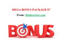Mega Bonus Package #07