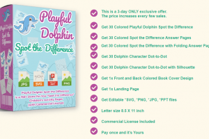 PLR-Playful-Dolphin-Spot-The-Difference-
