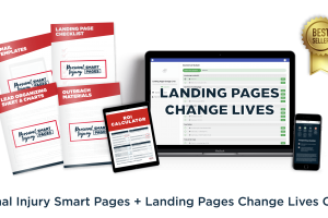 Personal Injury Smart Pages Review – The Single Biggest Lever When Driving Traffic