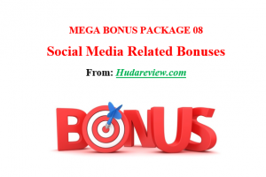 Mega Bonus Package #08 – Social Media Related Bonuses