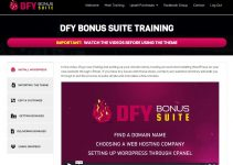 DFY Bonus Suite Review – Boost Your W+, JVZoo And Clickbank Commissions