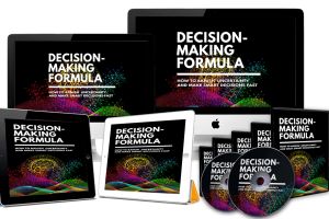 Decision-Making Formula PLR Review – Check This PLR Package!