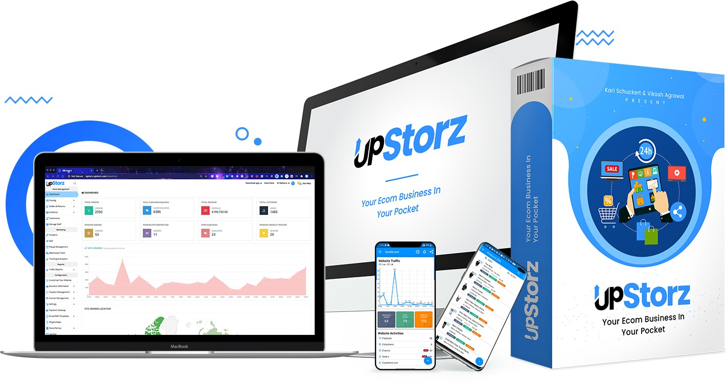 UpStorz-Review
