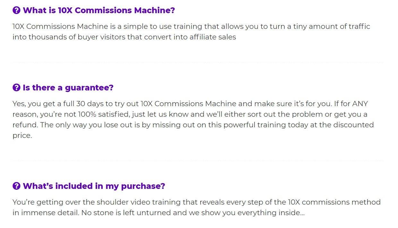 10X-Commissions-Machine-faq