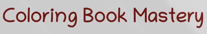 Coloring-Book-Mastery-Logo