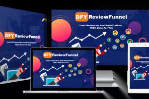 DFY Review Funnel Review & Bonuses (Victory Akpos et al)