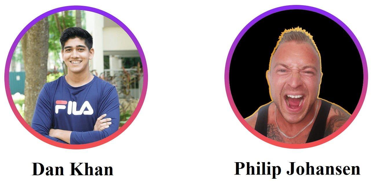Dan-Khan-Philip-Johansen