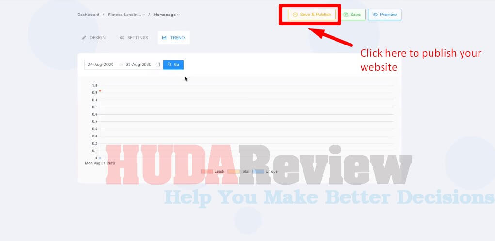 Mobile-Pages-By-AdSightPro-Review-Step-2
