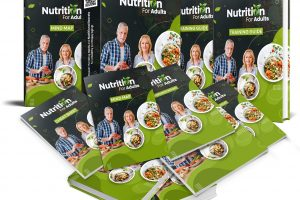 Nutrition For Adults PLR Review – Live A Healthy Life And Enjoy Your Life To The Fullest With This Package