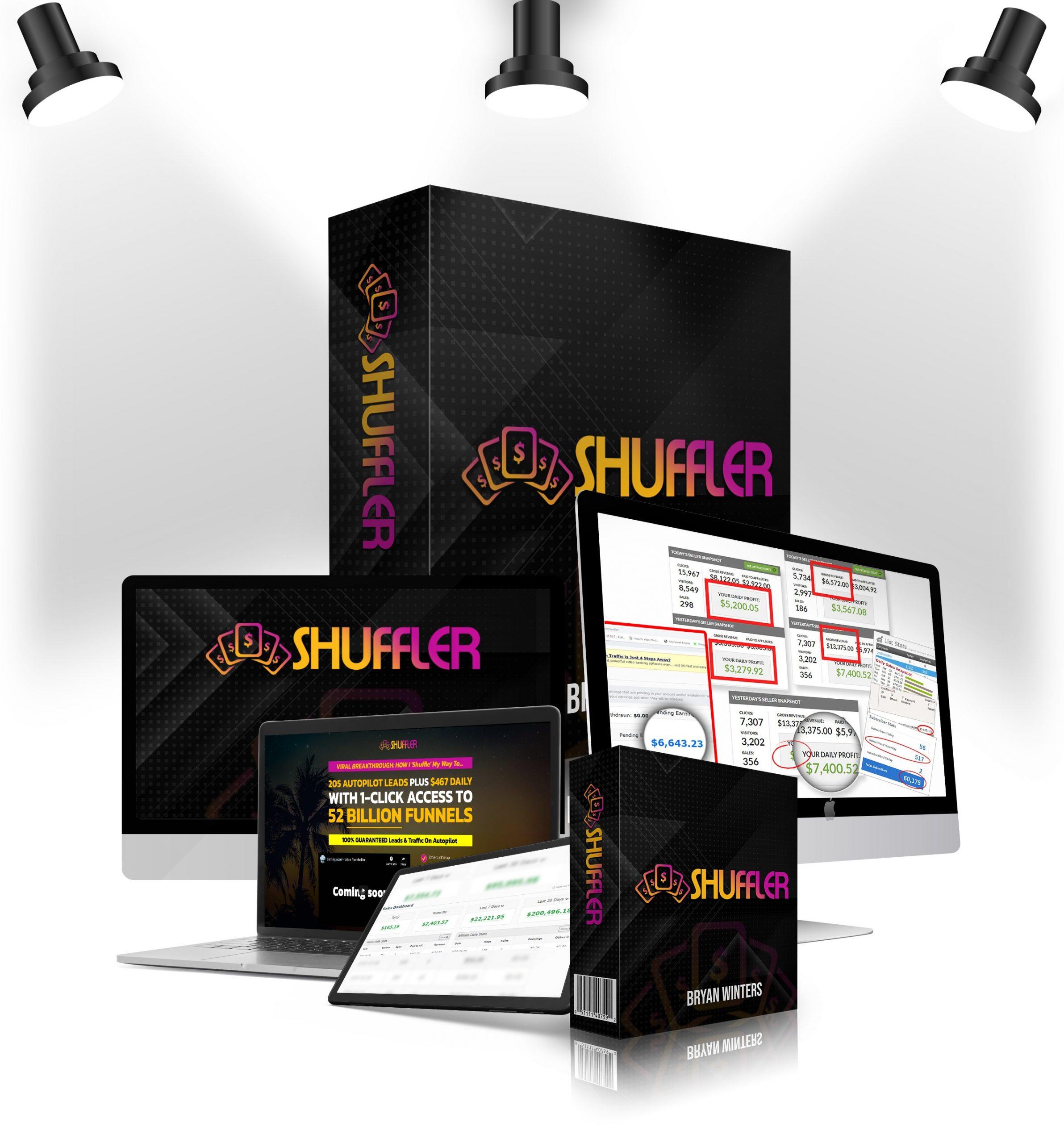 Shuffler-review