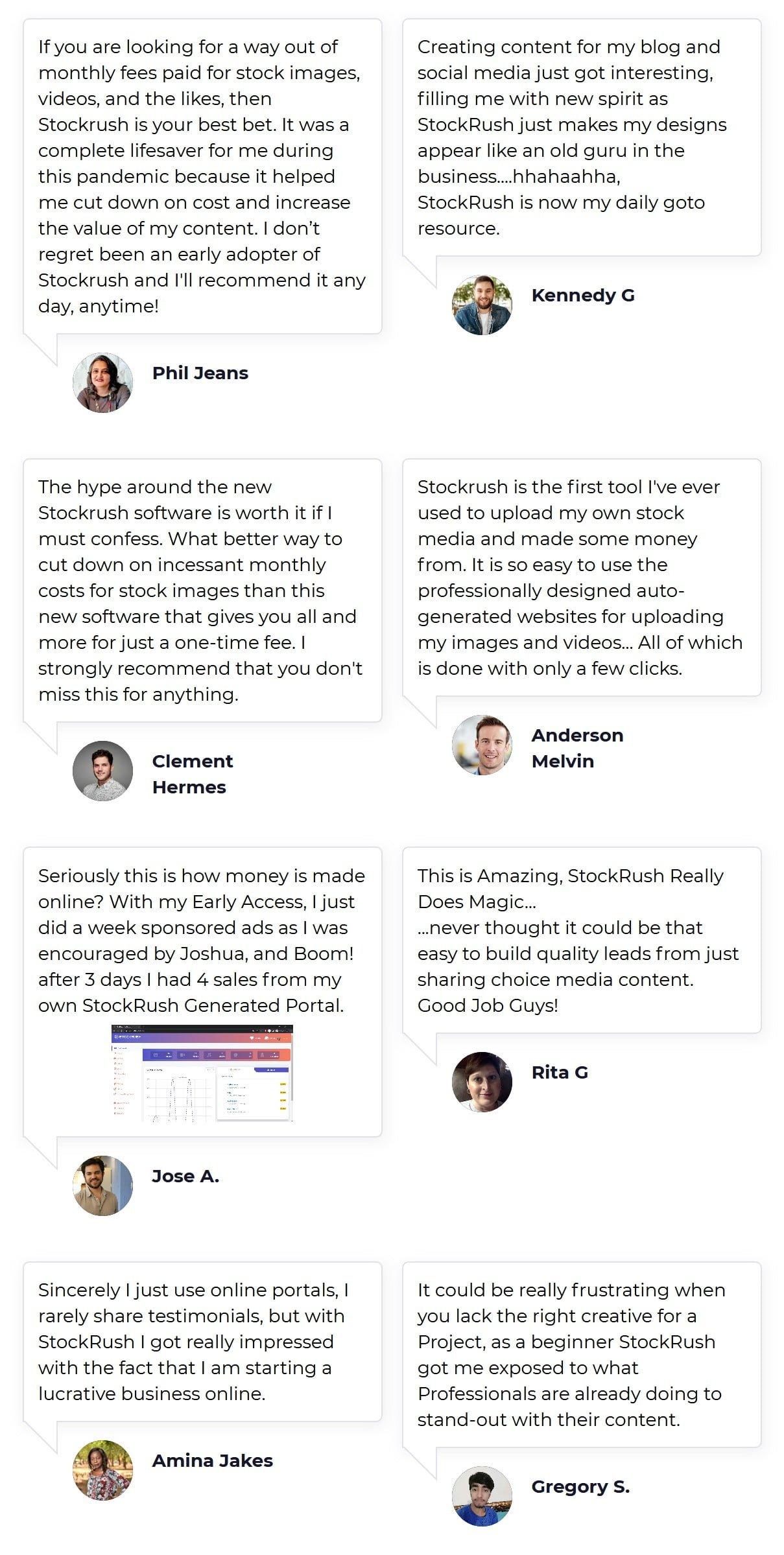 StockRush-feedback