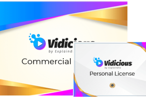 Vidicious Review – RDR Technology is here – stunning 3D video animations with AI