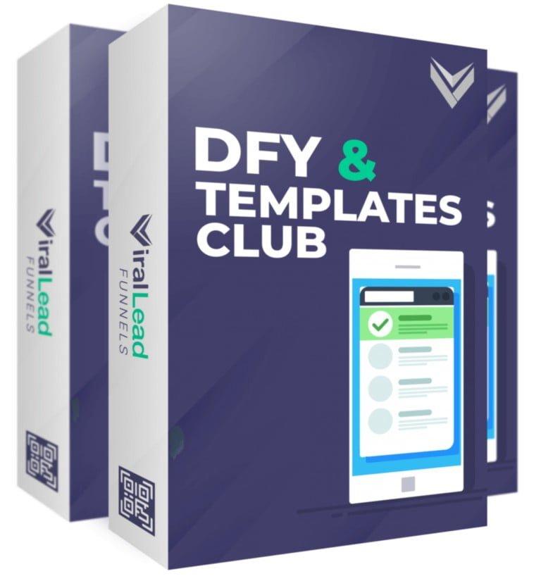 Viral-Lead-Funnels-oto-3- DFY & Templates Club