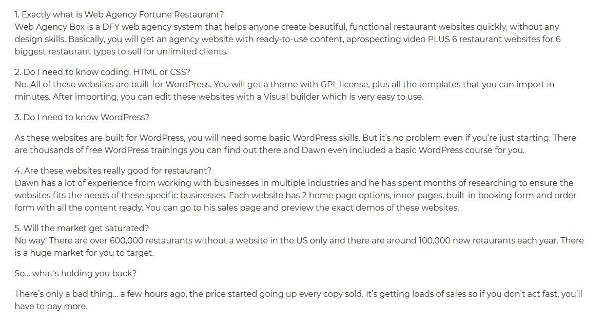 Web-Agency-Fortune-Restaurant-Edition-faq
